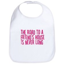 The Road To a Friend's House Bib
