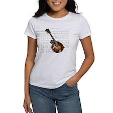 Mandolin and Sweet Music Tee