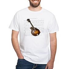 Mandolin and Sweet Music Shirt