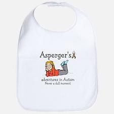 Aspergers adventures in AUTIS Bib