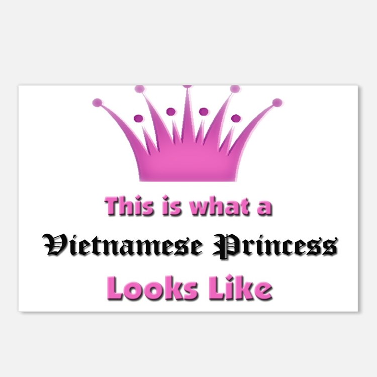 This is what an Vietnamese Princess Looks Like Pos