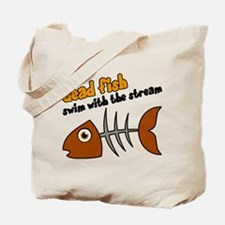 Dead Fish Tote Bag