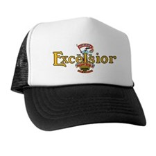 Unique Brough superior motorcycle Trucker Hat
