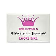 This is what an Uzbekistani Princess Looks Like Re