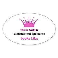 This is what an Uzbekistani Princess Looks Like St