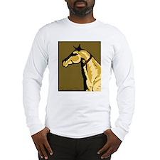 Unique Akhal teke Long Sleeve T-Shirt