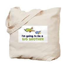 :::big brother plane front only ::: Tote Bag