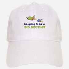 :::big brother plane front only ::: Baseball Baseball Cap
