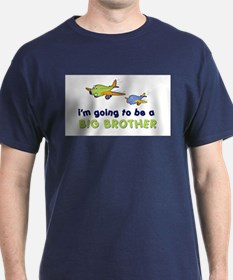 ADULT SIZE big brother plane T-Shirt