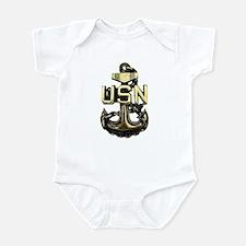 CPO Anchor Infant Bodysuit