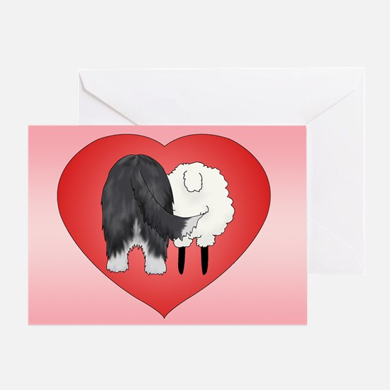 Nothin' Butt Ewe Valentine's Day Greeting Card