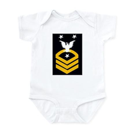 Command Master Chief GC Infant Bodysuit