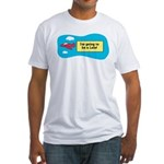 I'm Going to be a Lolo! Fitted T-Shirt