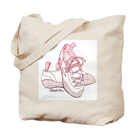 """Shoes"" Tote Bag"