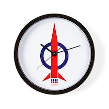 Unique Dap Wall Clock