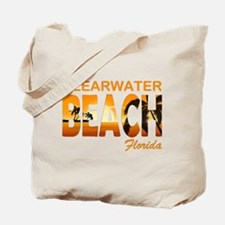 Florida - Clearwater Beach Tote Bag