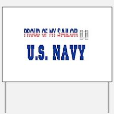 "Lieutenant ""Pride"" Yard Sign"