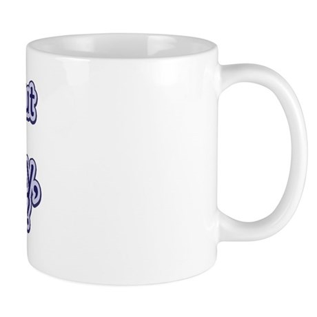One Cat Shy Mug