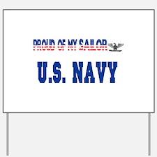 """Captain """"Pride"""" Yard Sign"""