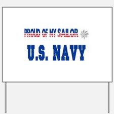"Commander ""Pride"" Yard Sign"