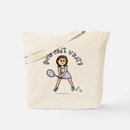 Light Tennis Tote Bag