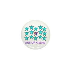 ONE OF A KIND Mini Button