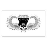 Airborne decals Single