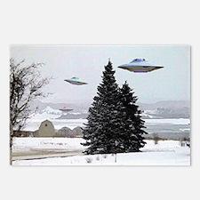 Strange Encounters Postcards (Package of 8)