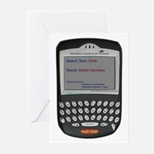 HH Guide - Blackberry - Greeting Cards (Package of