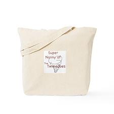 Super Nanny of Twinadoes Tote Bag