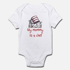 Chef Infant Bodysuit