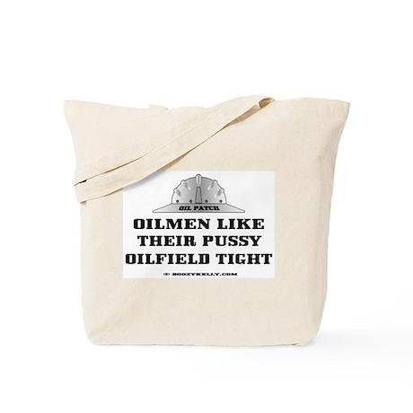 Oilfield Tight Tote Bag