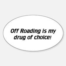 Offroad / Choice - Euro Oval Decal