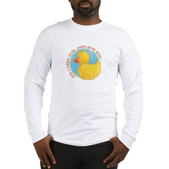 Rubber Ducky Long Sleeve T-Shirt