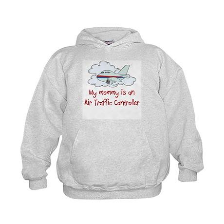 air Traffic Controller Kids Hoodie