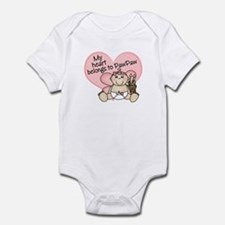 My Heart Belongs to PawPaw GI Infant Bodysuit