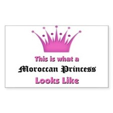 This is what an Moroccan Princess Looks Like Stick