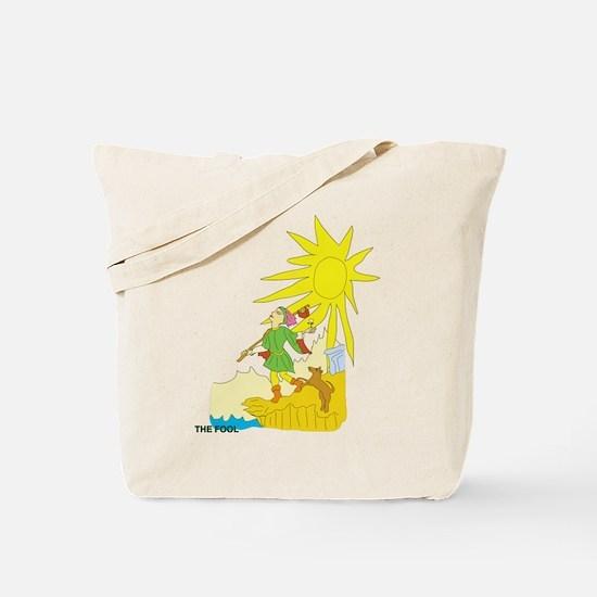 Fool/Universe Tote Bag