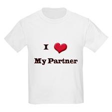 My Partner T-Shirt