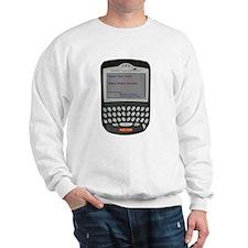 Hitchhiker's Blackberry -  Sweatshirt