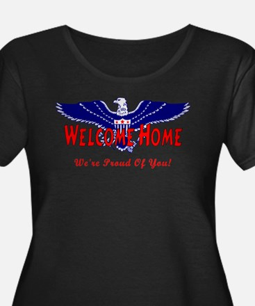 Military Welcome Home T