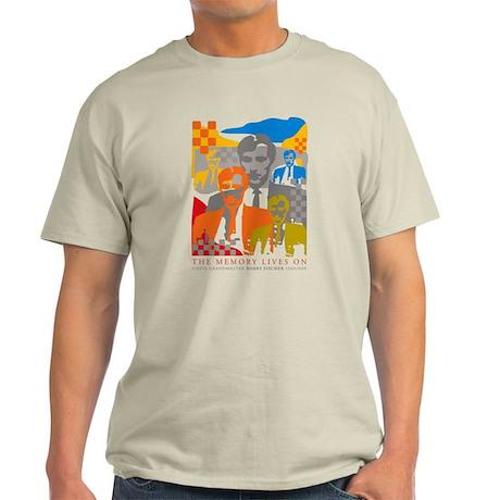 Light T-Shirt - Bobby Fischer