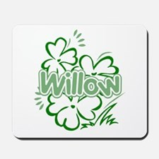 Willow Mousepad