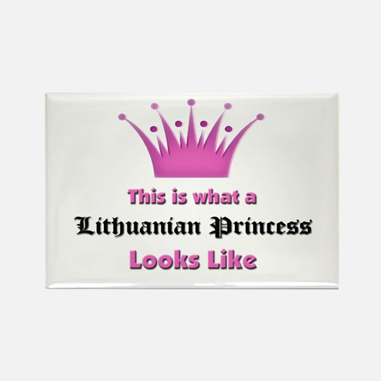 This is what an Lithuanian Princess Looks Like Rec