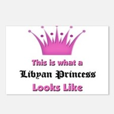 This is what an Libyan Princess Looks Like Postcar
