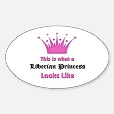 This is what an Liberian Princess Looks Like Stick