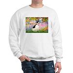 Garden / Rat Terrier Sweatshirt
