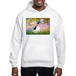 Garden / Rat Terrier Hooded Sweatshirt