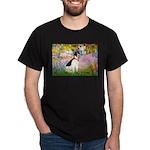 Garden / Rat Terrier Dark T-Shirt