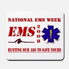 National EMS Week Gifts Mousepad